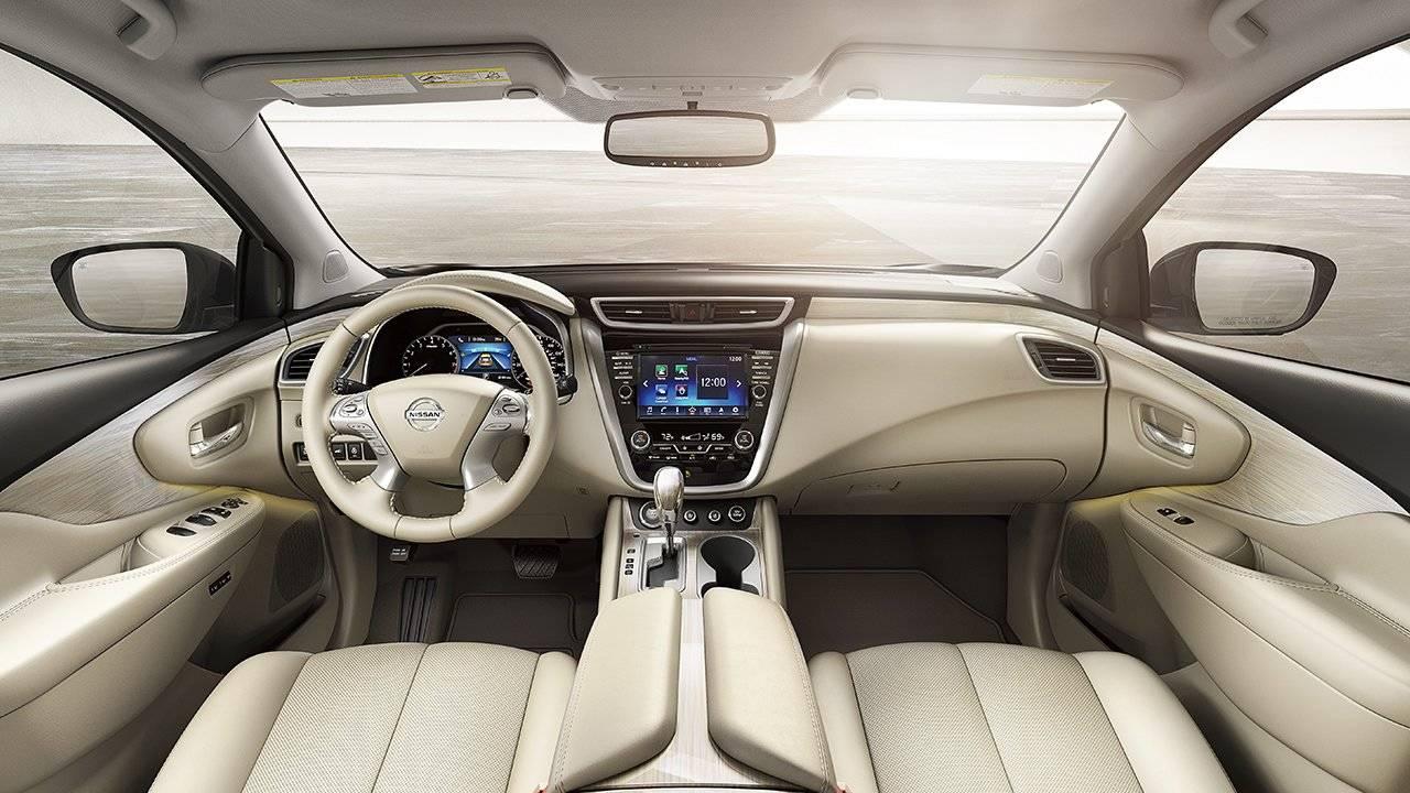 2017.5 Nissan Murano Interior