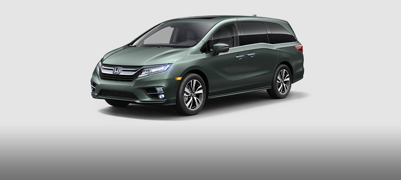 2018 Honda Odyssey Pile In. Head Out.