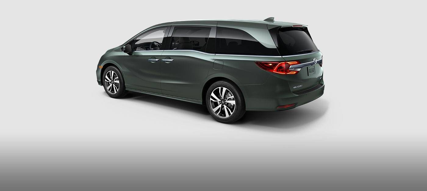 2018 Honda Odyssey Hide and Slide