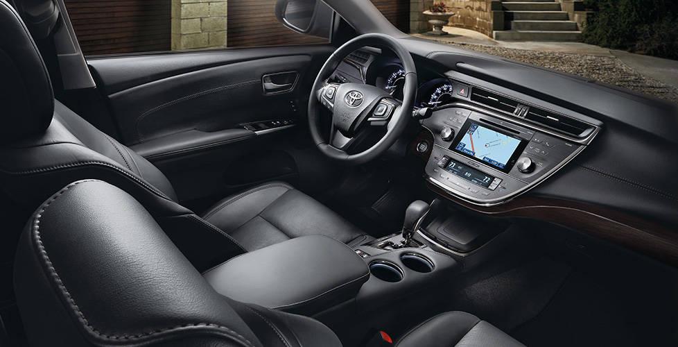 2018 Toyota Avalon Meticulous Craftsmanship