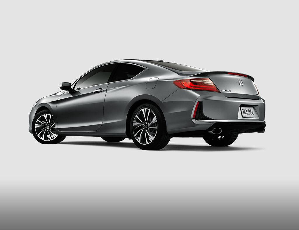 2017 Honda Accord Coupe Fit and Functional