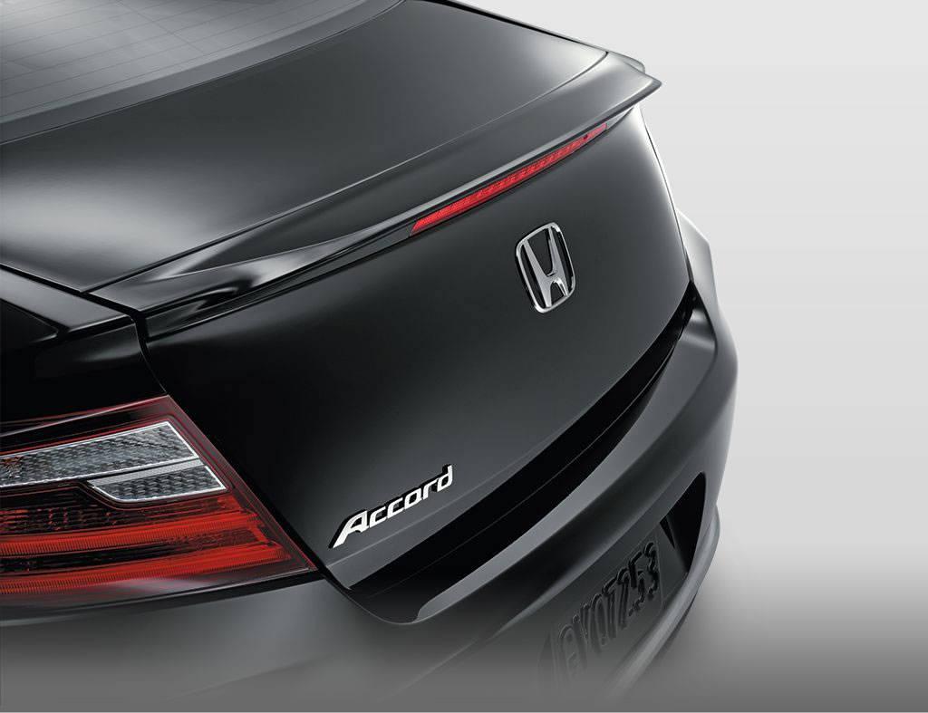 2017 Honda Accord Coupe Decklid Spoiler