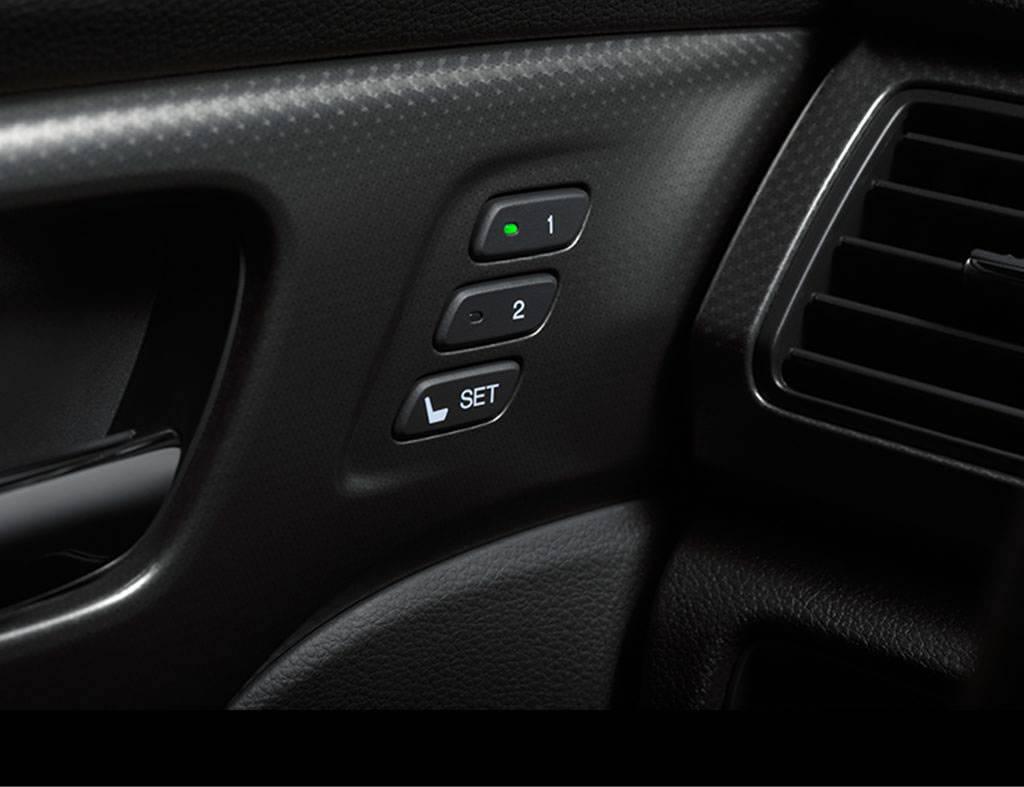 2017 Honda Accord Coupe Ten Ways to Comfort