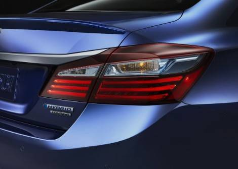 2017 Honda Accord Hybrid LED Tailights