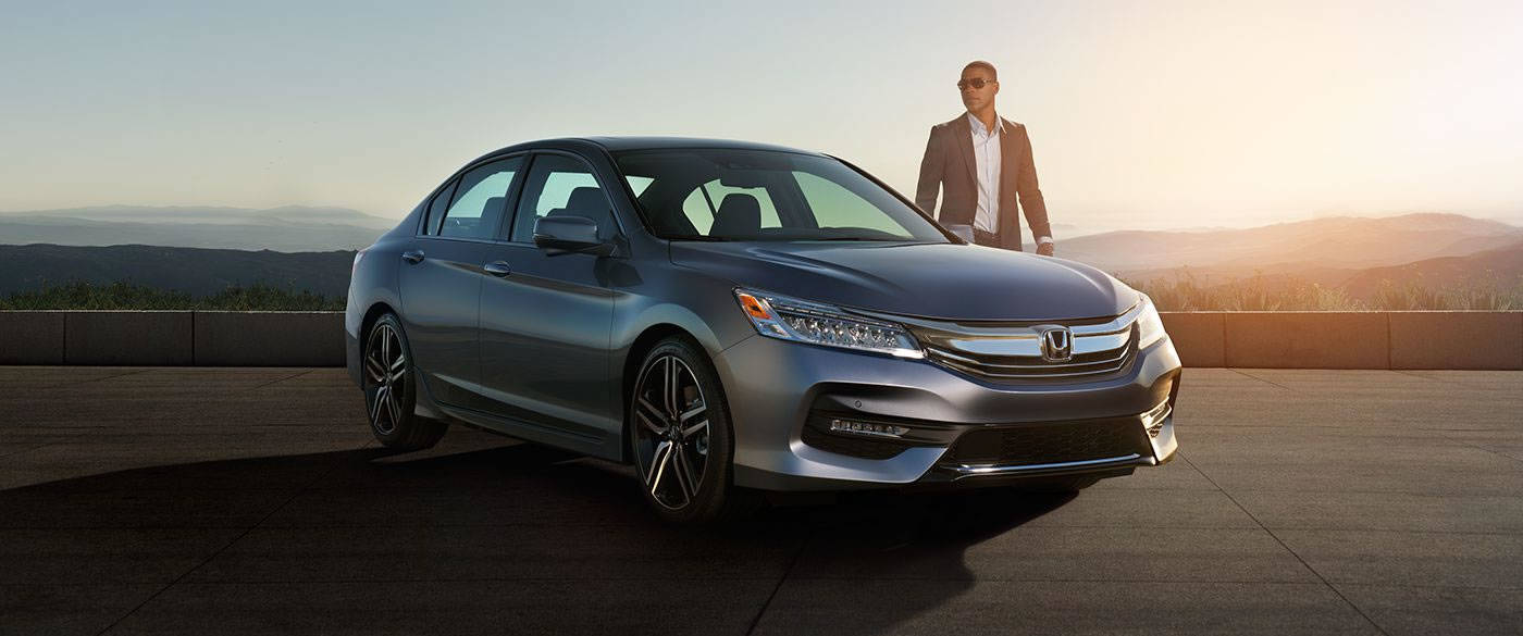 2017 Honda Accord Sedan Exterior