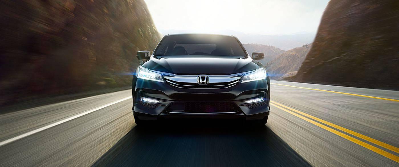 2017 Honda Accord Sedan Bright Lights, Day or Night