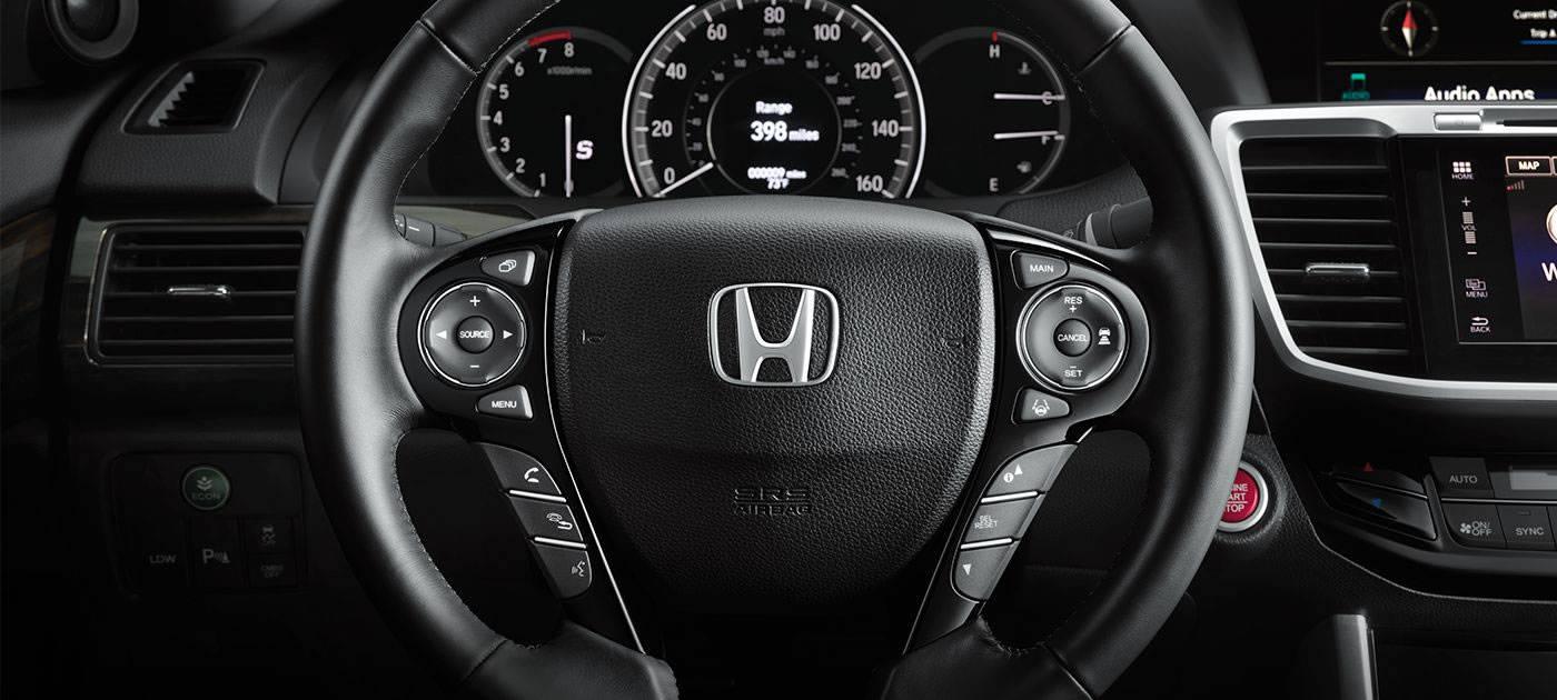 2017 Honda Accord Sedan All in Your Hands