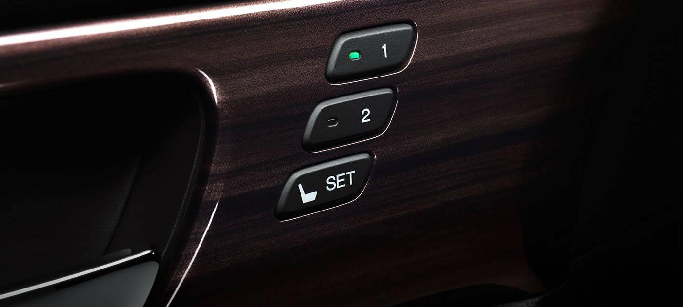 2017 Honda Accord Sedan Personalized Seating