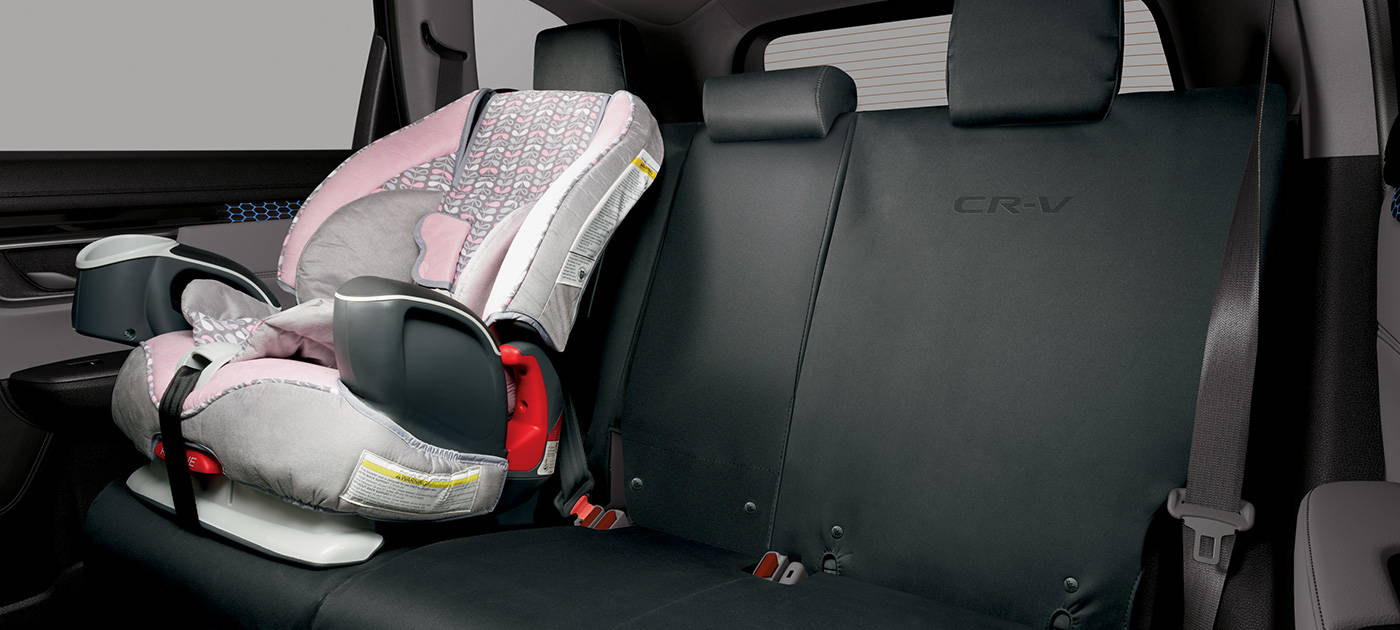 2017 Honda CR-V Seat Covers - Rear