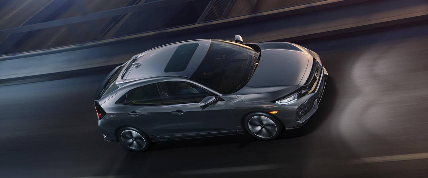 2017 Honda Civic Hatchback Exterior
