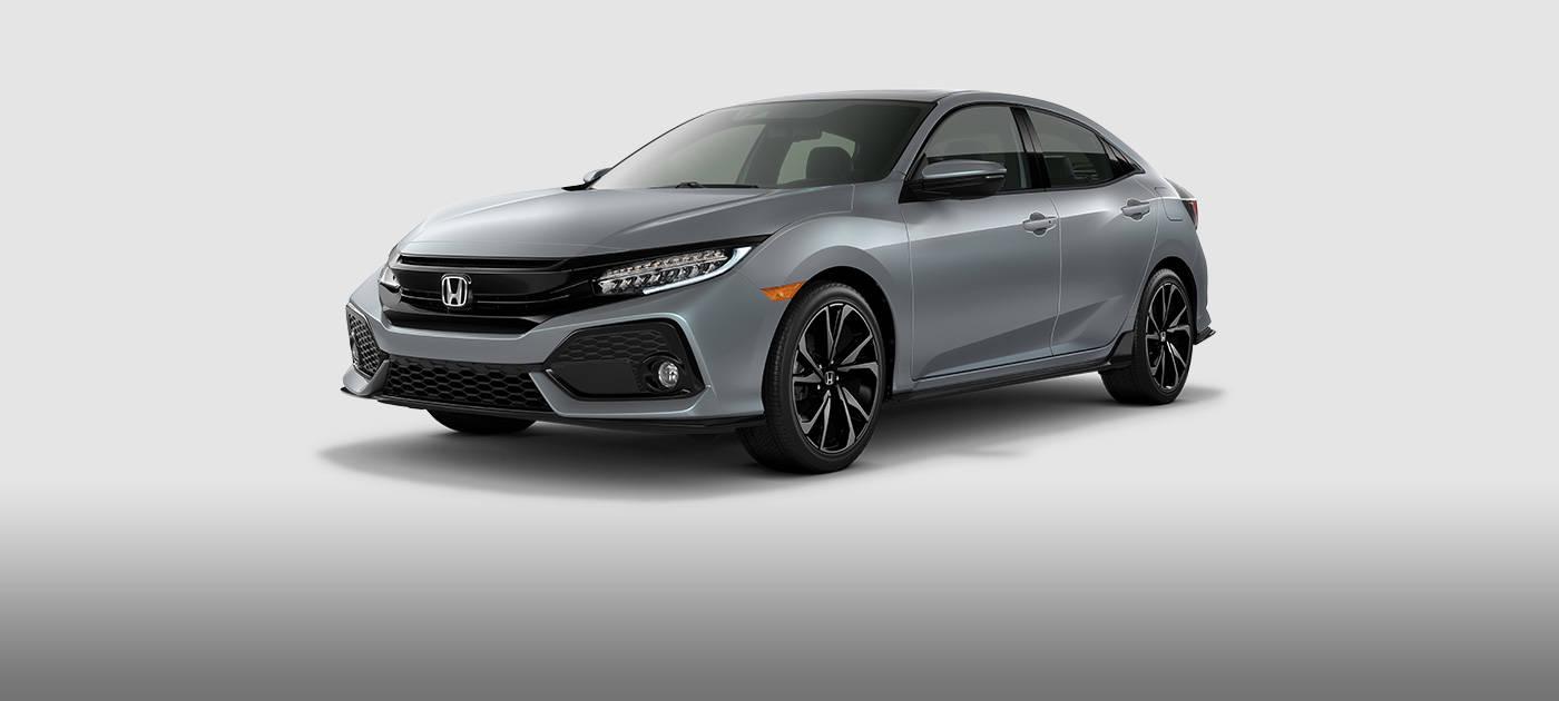 2017 Honda Civic Hatchback Looking Sharp