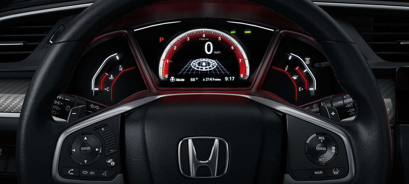 2017 Honda Civic Hatchback On the Level