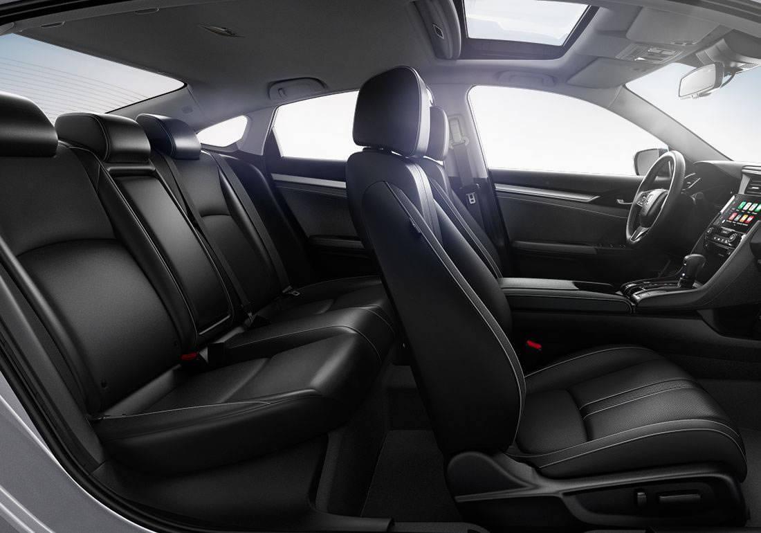 2017 Honda Civic Sedan Interior