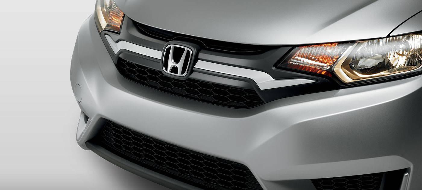 2017 Honda Fit Sport Grille