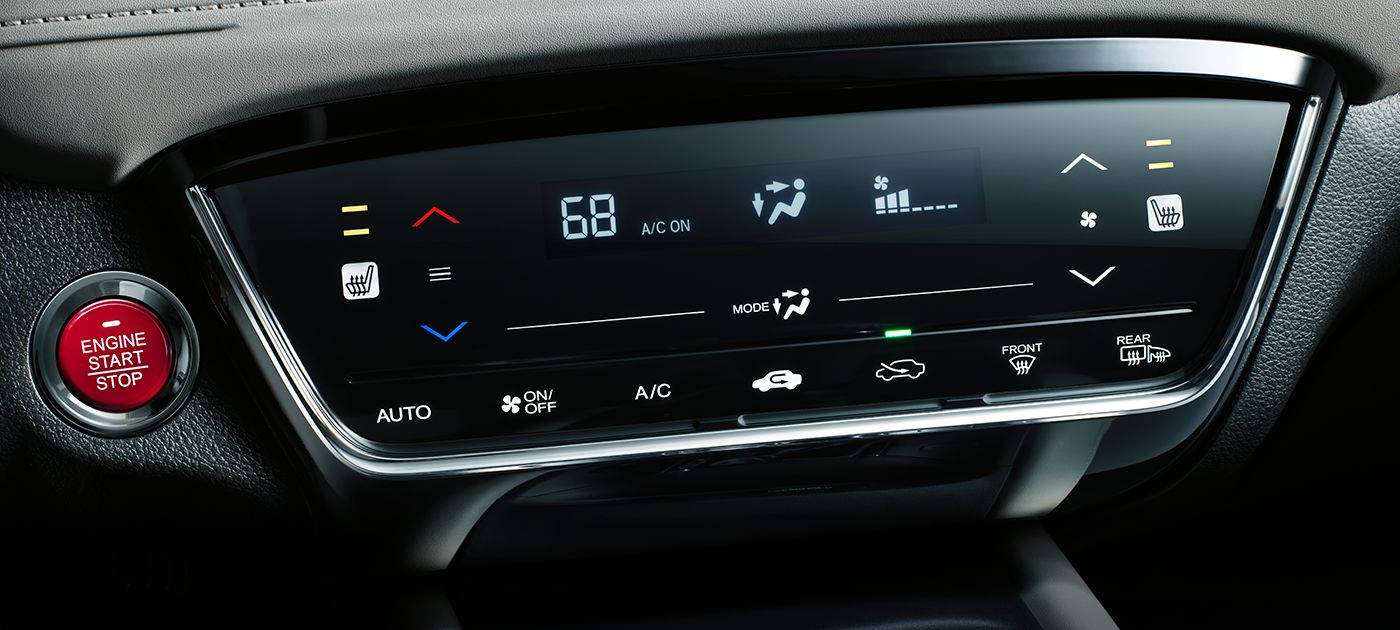 2017 Honda HR-V Zone In