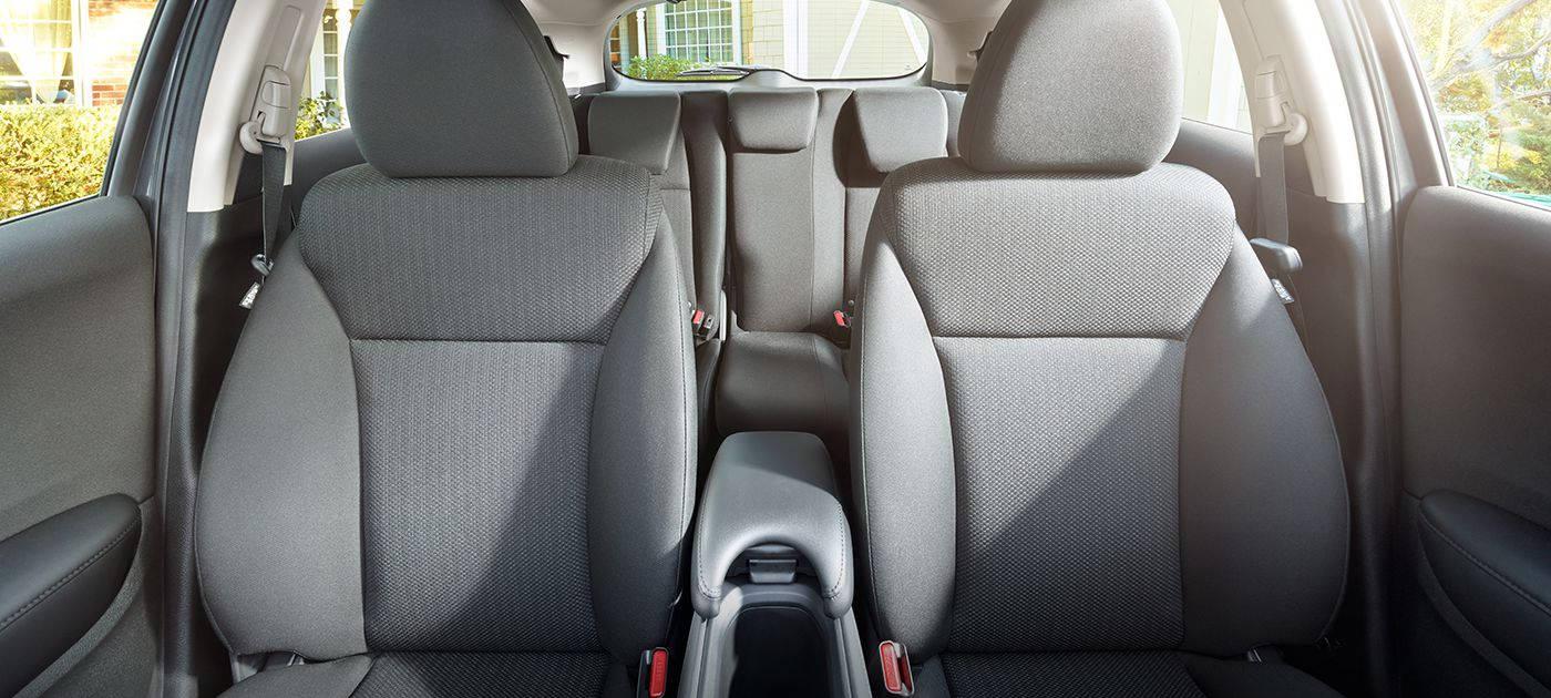 2017 Honda HR-V Seating for Five