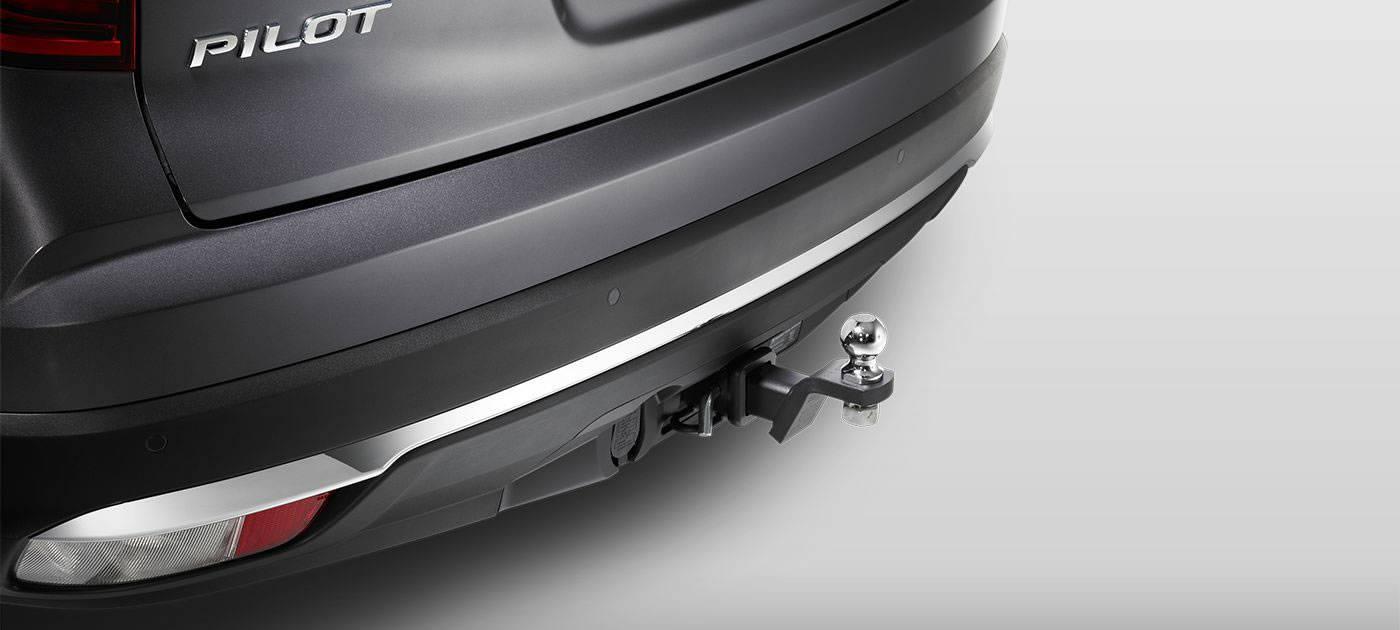 2017 Honda Pilot Trailer Hitch