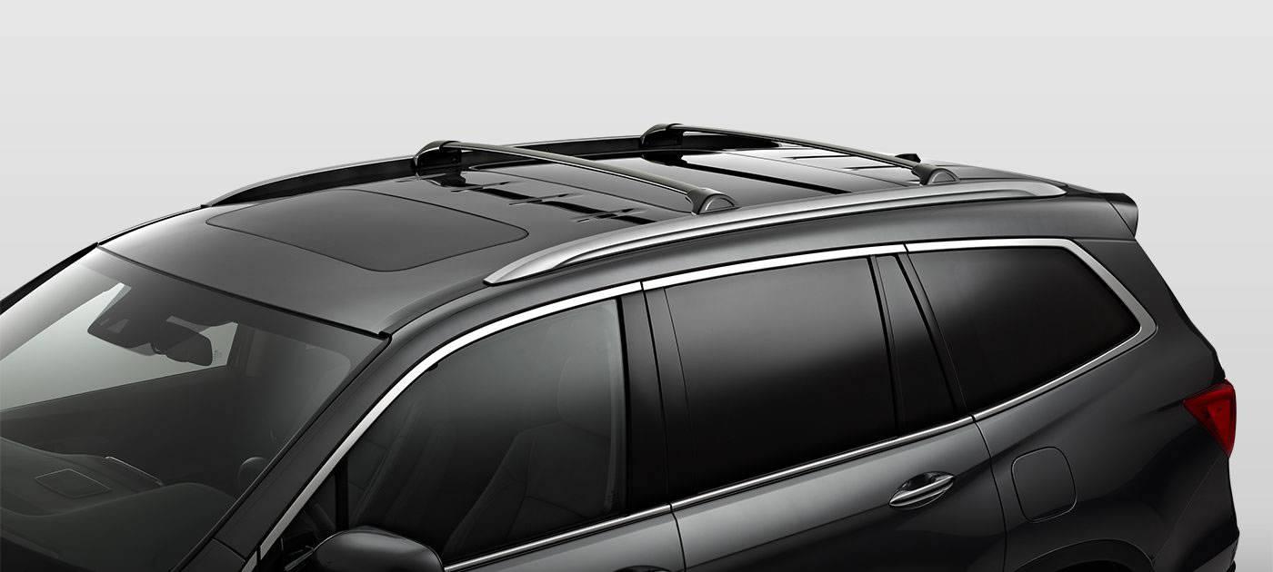 2017 Honda Pilot Roof Rails