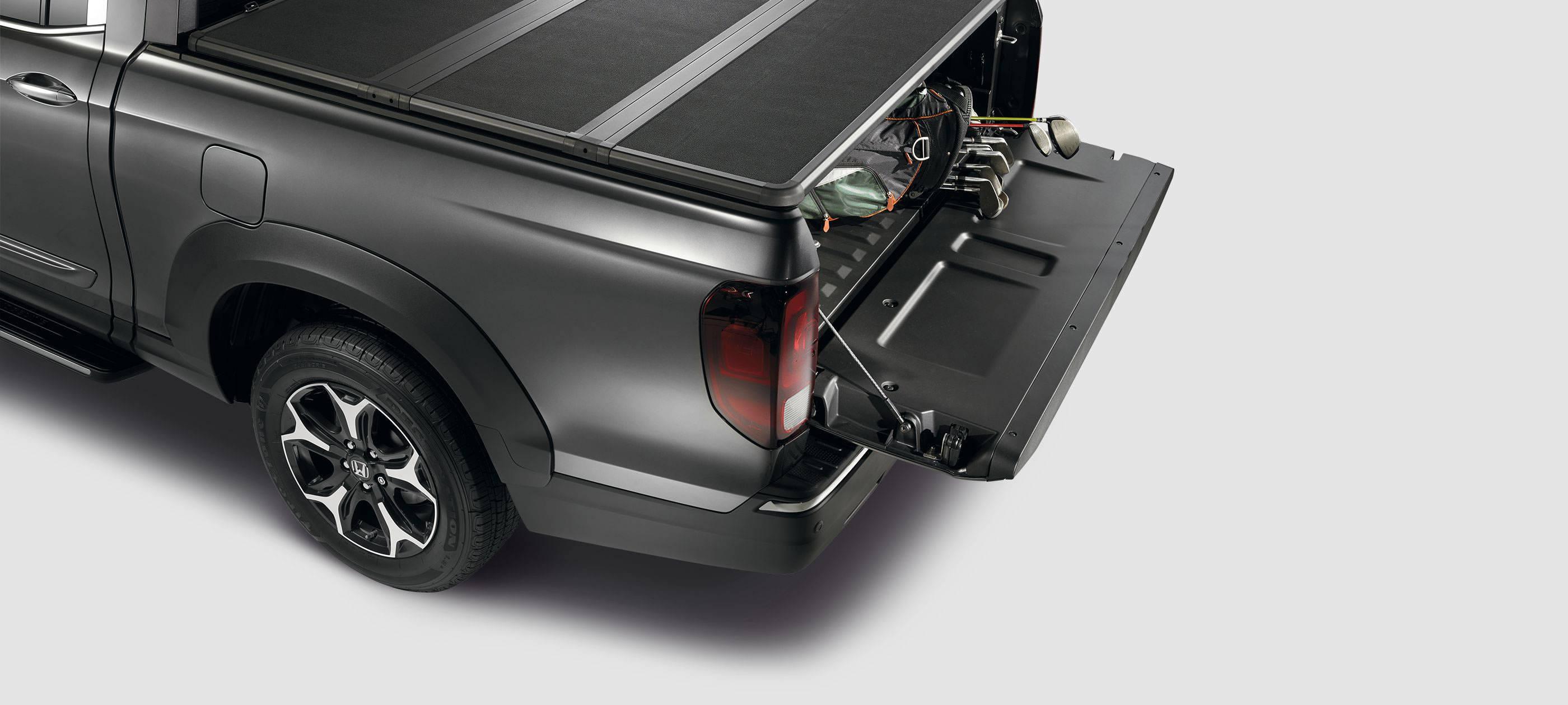 2017 Honda Ridgeline Tonneau Cover