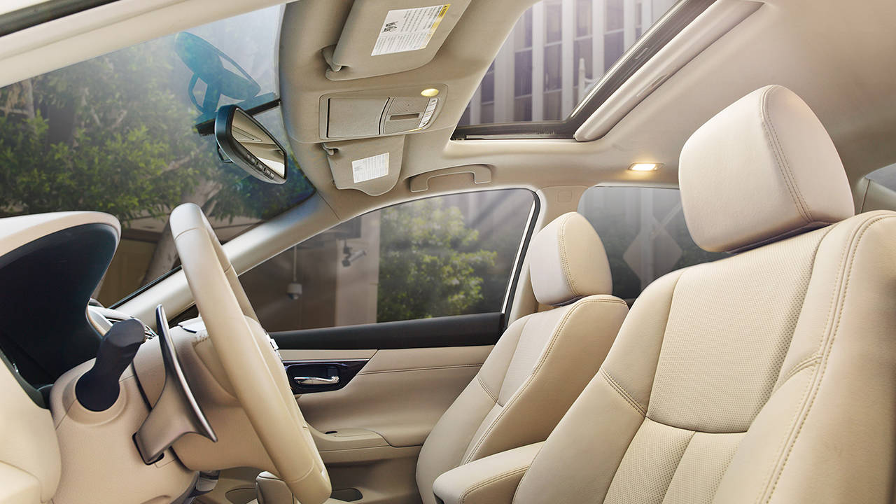 2017.5 Nissan Altima Sedan WHERE COMFORT TAKES THE LEAD