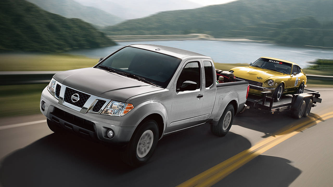 2017 Nissan Frontier King Cab Exterior