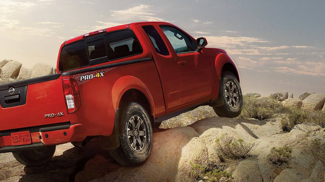 2017 Nissan Frontier King Cab Active Brake Limited Slip (ABLS)
