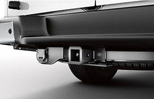 2017 Nissan NV Cargo Standard Roof Tow hitch receiver