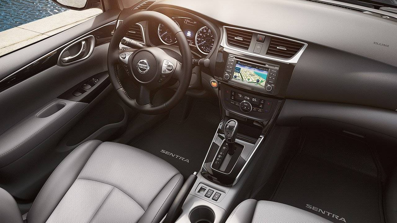 2017 Nissan Sentra CRAFTED JUST FOR YOU