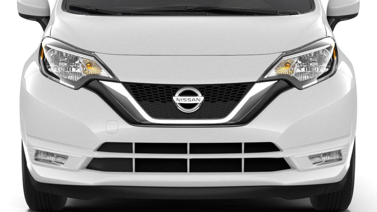 2017 Nissan Versa Note ACTIVE GRILLE SHUTTER