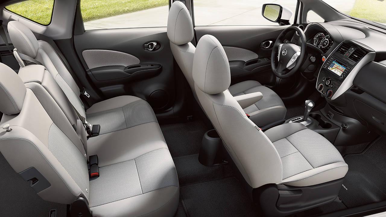 2017 Nissan Versa Note Interior