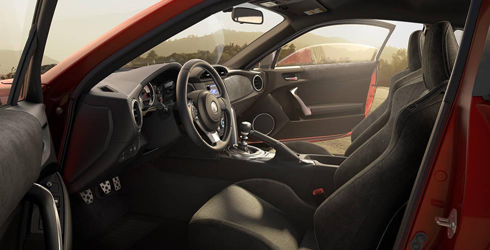 2017 Toyota 86 Granlux trim