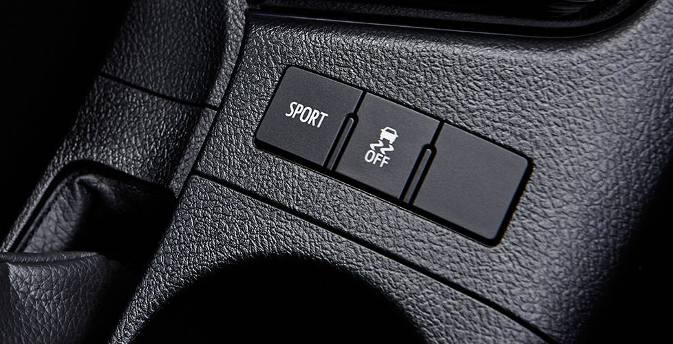 2017 Toyota Corolla iM Sport Mode