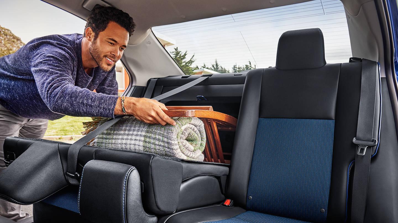 2017 Toyota Corolla Interior