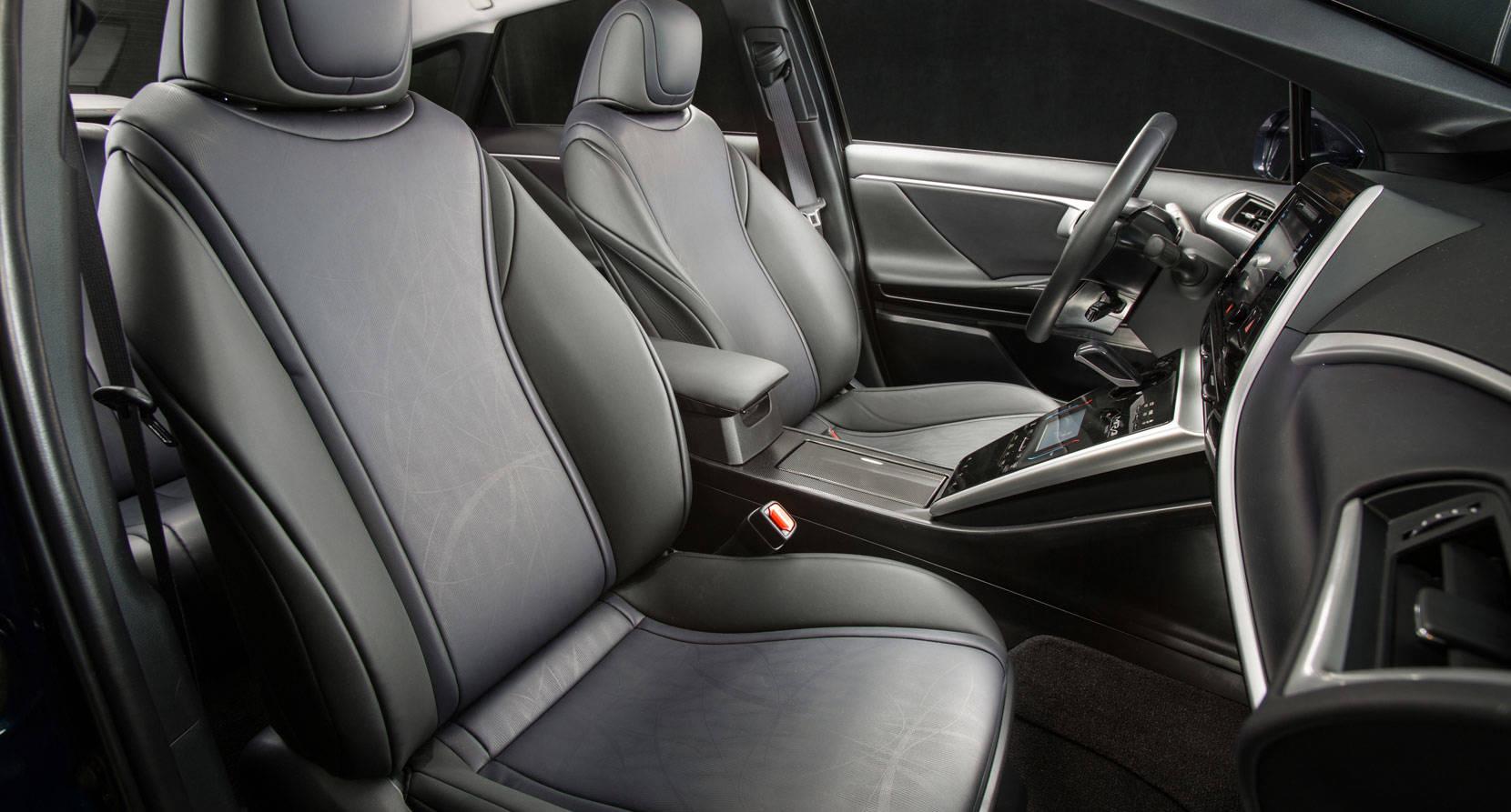 2017 Toyota Mirai Interior