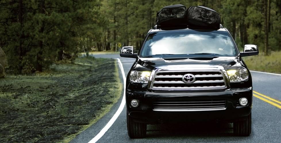 2017 Toyota Sequoia Daytime Running Lights