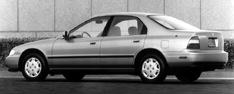 Used 1995 Honda Accord Sdn LX