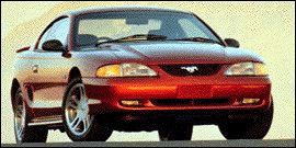 1997 Ford Mustang 2dr Cpe