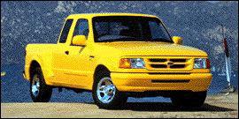 Used 1997 Ford Ranger XLT