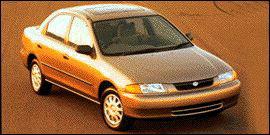 Used 1997 Mazda Protege 4dr Sdn LX Auto