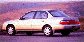 Used 1997 Toyota Corolla