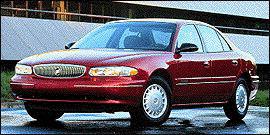 Used 1998 Buick Century Custom