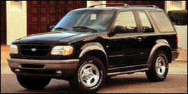 Used 1998 Ford Explorer XL