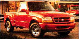 Used 1998 Ford Ranger SPLASH