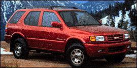 Used 1998 Isuzu Rodeo LS