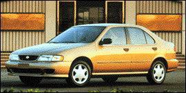 Used 1998 Nissan Sentra SE