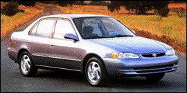 Used 1998 Toyota Corolla LE