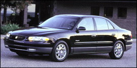 1999 Buick Regal LS 4D Sedan