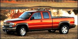 Used 1999 Chevrolet Silverado 1500 LS