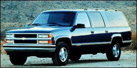 Used 1999 Chevrolet Suburban