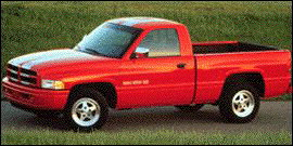 1999 Dodge Ram 1500 2dr Club Cab 4WD